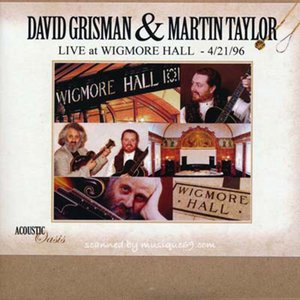 デヴィッドグリスマン David Grisman & Martin Taylor - Live at Wigmore Hall 4/21/96 (CD)|musique69