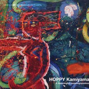ホッピー神山 - 意味のないものは、意味がある A Meaningful Meaningnessless (CD/DVD)|musique69
