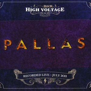 Pallas - High Voltage Festival: London, England 24/07/2011 (CD)|musique69