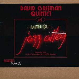 デヴィッドグリスマンクインテット David Grisman Quintet - At Jazz Alley 11/02/2007-11/03/2007 (CD)|musique69