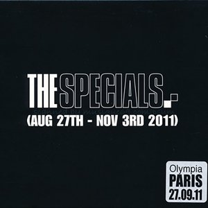 スペシャルズ The Specials - 30th Anniversary Tour: Paris, France 27/09/2011 (CD)|musique69