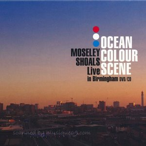 オーシャンカラーシーン Ocean Colour Scene - Moseley Shoals Live in Birmingham (CD/DVD)|musique69