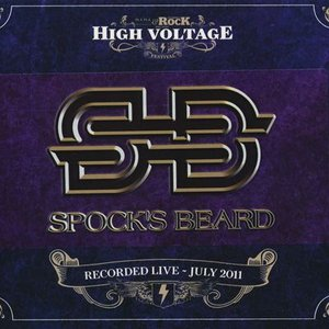 スポックスビアード Spock's Beard - High Voltage Festival: London, England 24/07/2011 (CD)|musique69