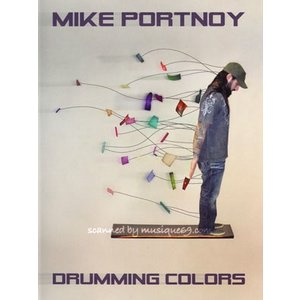 フライングカラーズ Flying Colors (Mike Portnoy) - Drumming Colors (DVD)|musique69