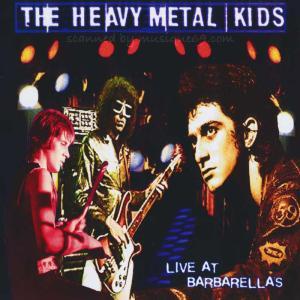 ヘヴィメタルキッズ Heavy Metal Kids - Live at Barbarella's (CD)|musique69