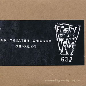 パールジャム Pearl Jam - Vault Series #2: Vic Theater, Chicago 08/02/07 (CD)|musique69