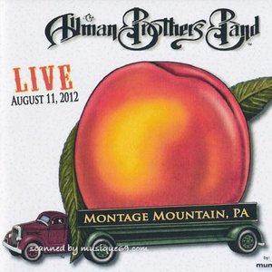 オールマンブラザーズバンド The Allman Brothers Band - Live: Scranton, Pa 08/11/2012 (CD)|musique69