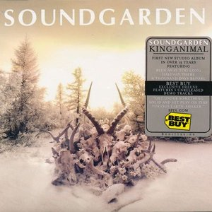 サウンドガーデン Soundgarden - King Animal: Exclusive Edition (CD)|musique69
