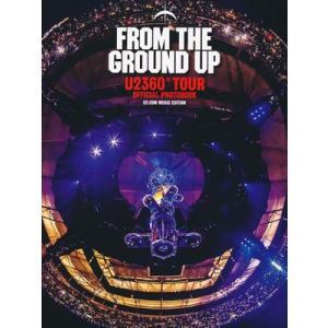 U2 - From the Ground Up: U2360°  Tour Official Photobook/ Edge's Picks U2.com Music Edition (CD)|musique69