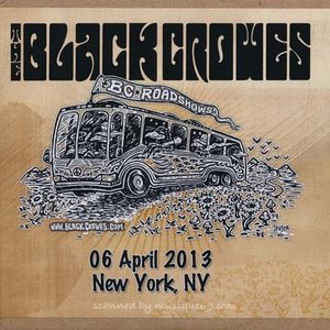 ブラッククロウズ Black Crowes - BC Roadshows: New York City, NY 04/06/2013 (CD)|musique69