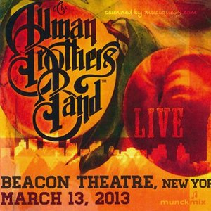 オールマンブラザーズバンド The Allman Brothers Band - Live: Beacon Theatre, New York City 03/13/2013 (CD)|musique69