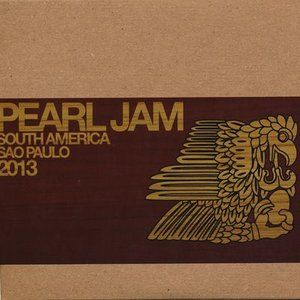 パールジャム Pearl Jam - South America: Sao Paulo, Brazil 31/03/2013 (CD)|musique69