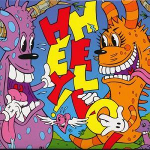 ジンジャー Ginger (Hey! Hello!) - Hey! Hello!/ Black Valentine: Exclusive Limited Edition (CD)|musique69