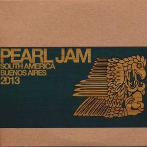 パールジャム Pearl Jam - South America: Buenos Aires, Argentina 04/03/2013 (CD)|musique69