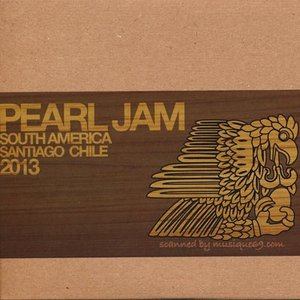 パールジャム Pearl Jam - South America: Santiago, Chile 04/06/2013 (CD)|musique69