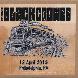 ブラッククロウズ Black Crowes - BC Roadshows: Philadelphia, PA 04/12/2013 (CD)|musique69