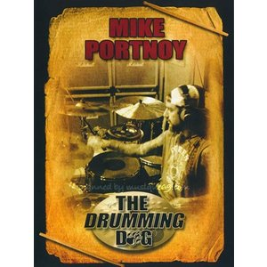 ワイナリードッグス The Winery Dogs (Mike Portnoy) - The Drumming Dog (DVD)|musique69