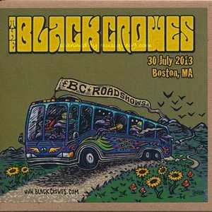 ブラッククロウズ Black Crowes - BC Roadshows: Boston, Ma 07/30/2013 (CD)|musique69