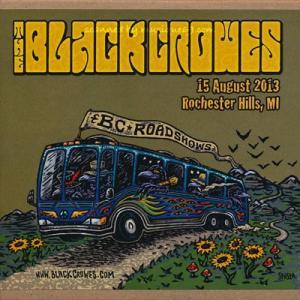 ブラッククロウズ Black Crowes - BC Roadshows: Rochester Hills, Mi 08/15/2013 (CD)|musique69