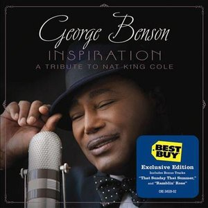 ジョージベンソン George Benson - Inspiration... A Tribute to Nat King Cole: Exclusive Edition (CD)|musique69