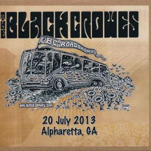 ブラッククロウズ Black Crowes - BC Roadshows: Alpharetta, Ga 07/20/2013 (CD)|musique69