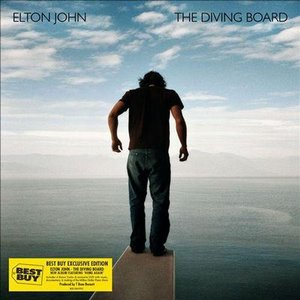 エルトンジョン Elton John - The Diving Board: Exclusive Deluxe Edition (CD/DVD)|musique69