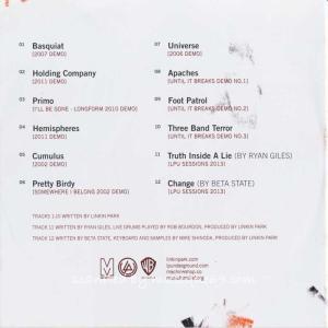 リンキンパーク - Linkin Park Underground 13 (CD)|musique69|02