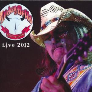 ディッキーベッツ Dickey Betts & Great Southern - Live 2012: New York City, NY 04/28/2012 (CD) musique69