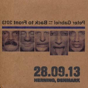 ピーターガブリエル Peter Gabriel - Encore Series Back to Front: Herning, Denmark 28/09/2013 (CD)|musique69