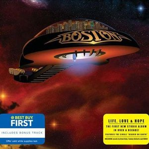 ボストン Boston - Life, Love & Hope: Exclusive Edition (CD)|musique69