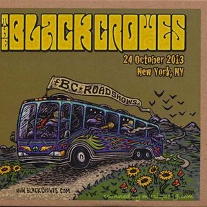 ブラッククロウズ Black Crowes - BC Roadshows: New York City, NY 10/24/2013 (CD)|musique69