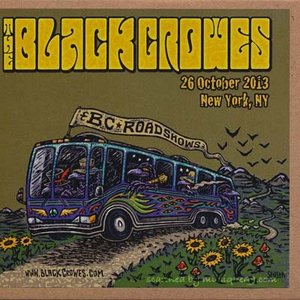 ブラッククロウズ Black Crowes - BC Roadshows: New York City, NY 10/26/2013 (CD)|musique69