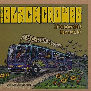 ブラッククロウズ Black Crowes - BC Roadshows: New York City, NY 10/27/2013 (CD)|musique69