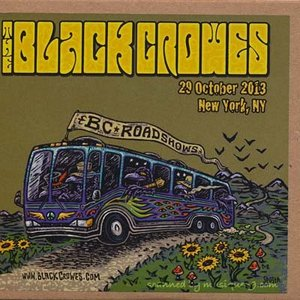 ブラッククロウズ Black Crowes - BC Roadshows: New York City, NY 10/29/2013 (CD)|musique69