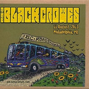 ブラッククロウズ Black Crowes - BC Roadshows: Philadelphia, Pa 08/11/2013 (CD)|musique69