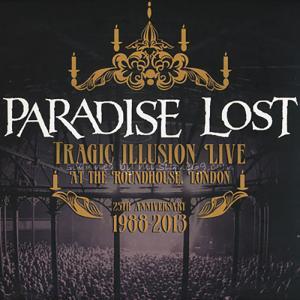 パラダイスロスト Paradise Lost - Tragic Illusion: Live at the Roundhouse, London (CD)|musique69