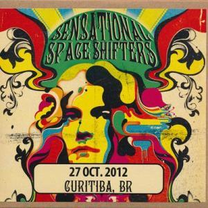 ロバートプラント Robert Plant (Sensational Space Shifters) - Curitiba, Brasil 10/27/2012 (CD)|musique69