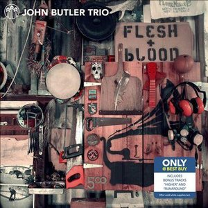 ジョンバトラートリオ John Butler Trio - Flesh & Blood: Exclusive Edition (CD)|musique69
