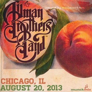 オールマンブラザーズバンド The Allman Brothers Band - 2013 Summer Tour: Chicago, IL 08/20/2013 (CD)|musique69