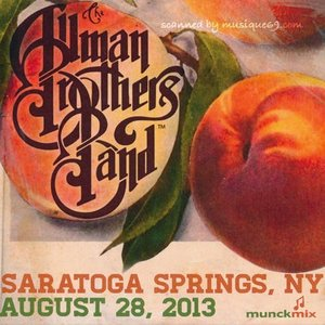 オールマンブラザーズバンド The Allman Brothers Band - 2013 Summer Tour: Saratoga Springs, NY 08/28/2013 (CD)|musique69