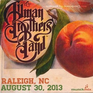 オールマンブラザーズバンド The Allman Brothers Band - 2013 Summer Tour: Raleigh, Nc 08/30/2013 (CD)|musique69