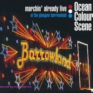 オーシャンカラーシーン Ocean Colour Scene - Marchin' Already Live: Limited Edition (CD/DVD)|musique69