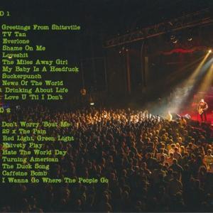 ワイルドハーツ - Rock City Vs The Wildhearts (CD)|musique69|02