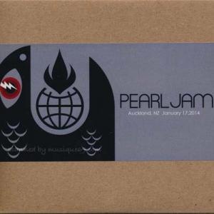 パールジャム Pearl Jam - Oceania Tour 2014: Auckland, New Zealand 17/01/2014 (CD)|musique69