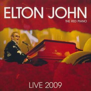 エルトンジョン Elton John - The Red Piano: Live in Rotterdam 17/10/2009 (CD)|musique69