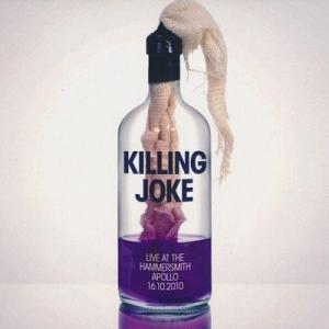 キリングジョーク Killing Joke - Live at the Hammersmith Apollo 16/10/2010 Reissue (CD)|musique69