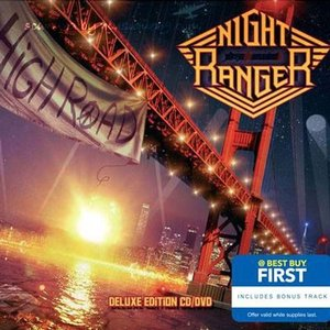 ナイトレンジャー Night Ranger - High Road: Exclusive Limited Edition (CD/DVD)|musique69