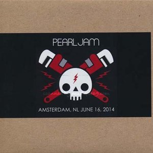 パールジャム Pearl Jam - European Tour: Amsterdam, Holland 16/06/2014 (CD)|musique69