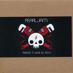 パールジャム Pearl Jam - European Tour: Trieste, Italy 22/06/2014 (CD)|musique69