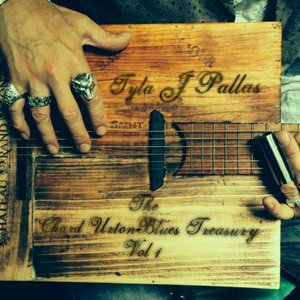 ドッグスダムール The Dogs D'amour (Tyla J Pallas) - Chard Urton Blues Treasury Vol. 1: Exclusive Autographed Edition (CD)|musique69